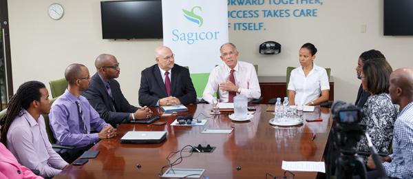 HCC and Sagicor MOU Signing