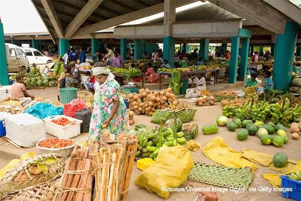 As Obesity Rises, Remote Pacific Islands Plan to Abandon Junk Food