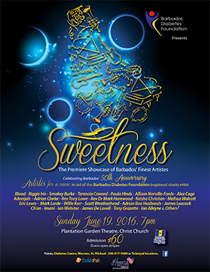 Sweetness - Premiere Showcase of Barbados Finest Talent