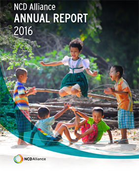 NCD Alliance Annual Report