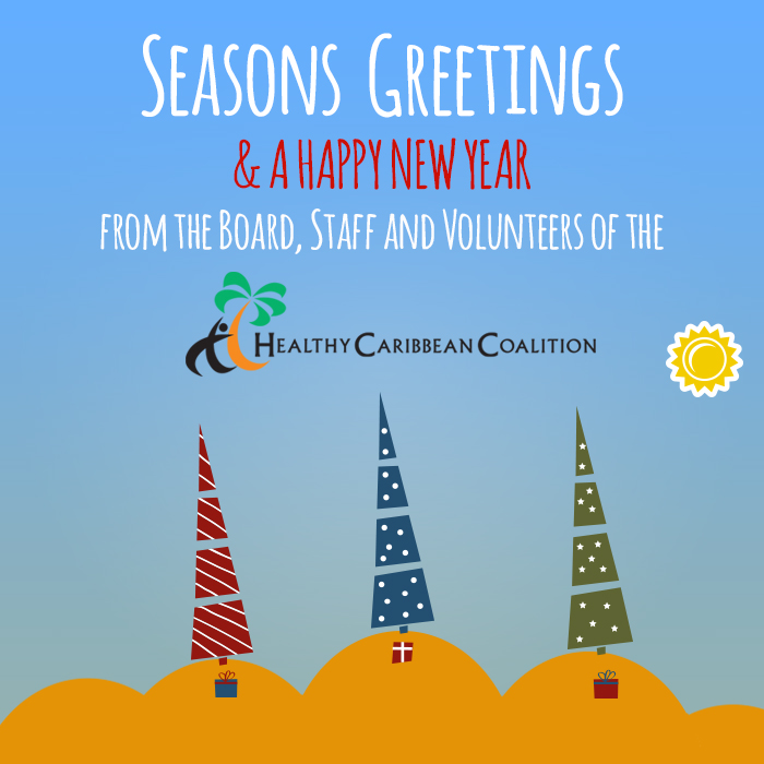 Season's Greetings from the HCC