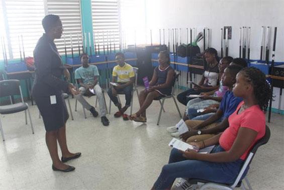 The Diabetes Association of Barbados' Camp Pride