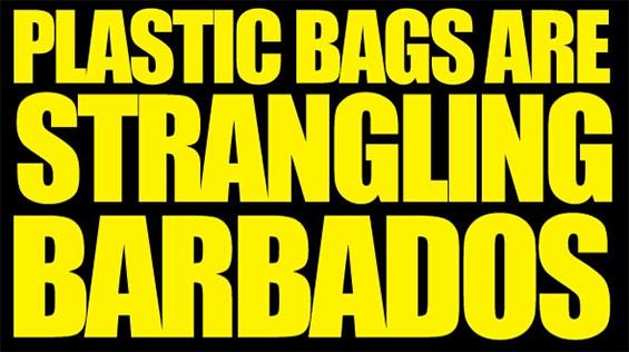 Plastic Bags are Strangling Barbados