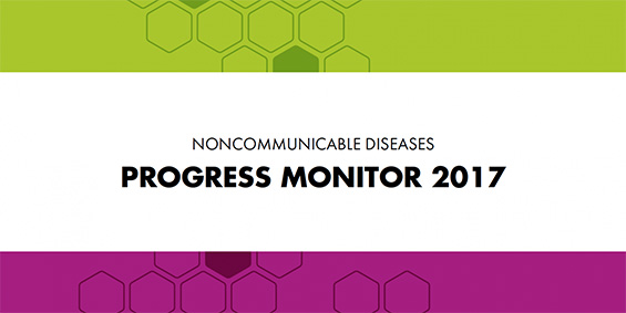 Noncommunicable Diseases Progress Monitor 2017