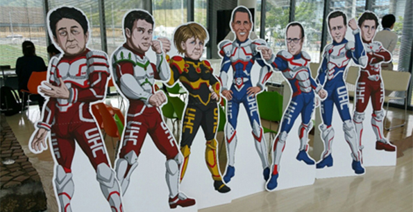 UHC Superheroes courtesy Save the Children