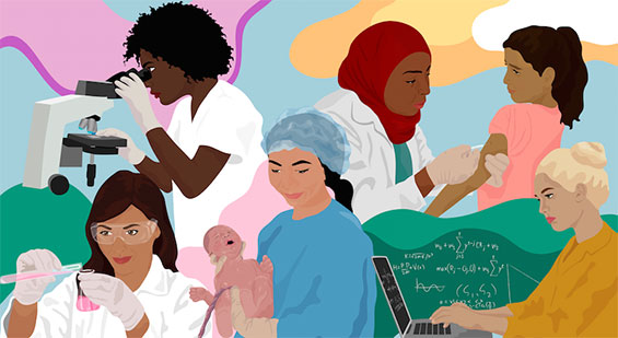Celebrating Women Leaders in Science and Health