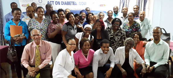 St. Lucia Diabetes and Hypertension Association BPCCA 1