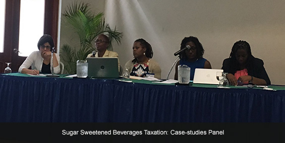 Caribbean Subregional Workshop on Alcohol, Tobacco and Sugar-sweetened beverages (SSBs) Taxation