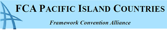 News from the Pacific Islands