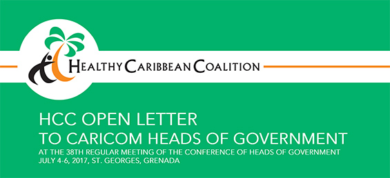 HCC Open Letter to CARICOM Heads of Government