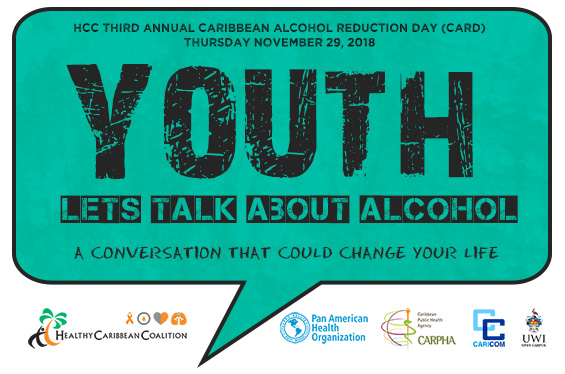 3rd Caribbean Alcohol Reduction Day (CARD) 2018