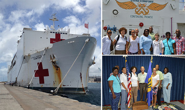 Project HOPE making a difference in the lives of Caribbean people