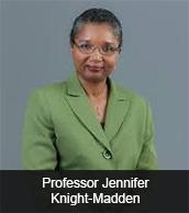 Professor Jennifer Knight-Madden