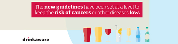 New UK Alcohol Guidelines