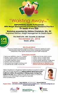 """Waisting Away"" Workshop"