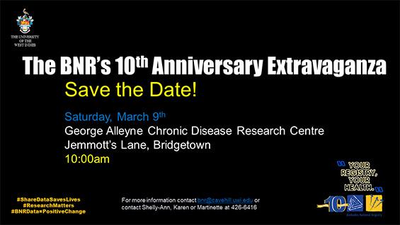 BNR 10th Anniversary