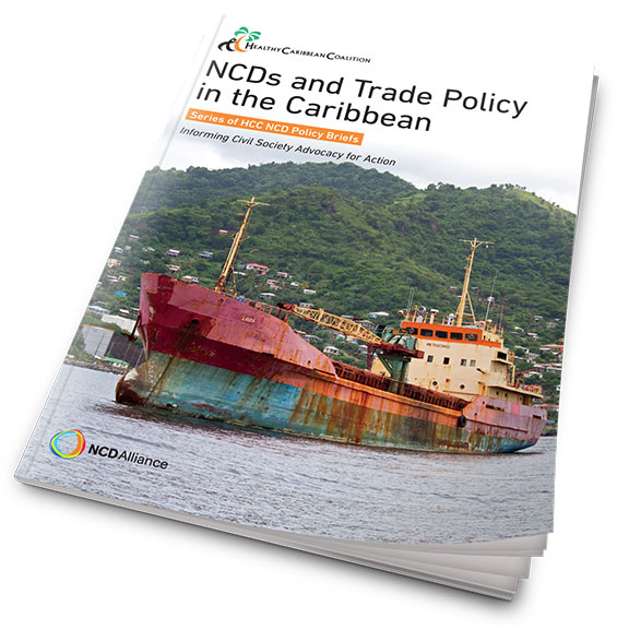 HCC NCD Policy Brief 'NCDs and Trade Policy in the Caribbean'