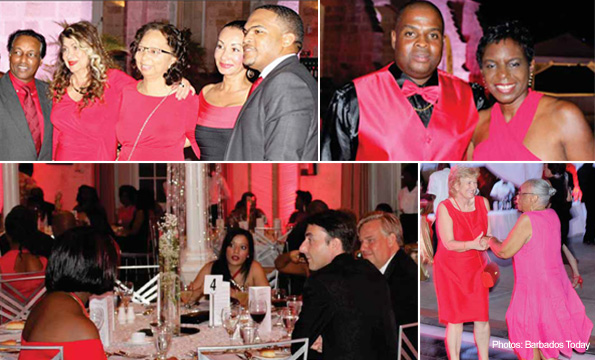 Heart & Stroke Foundation of Barbados Red Dress Ball