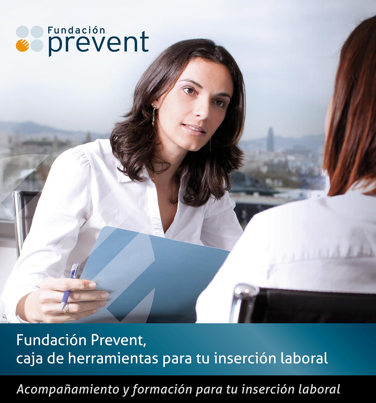 Fundación Prevent, caja de herramientas para tu inserción laboral