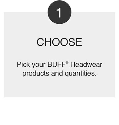 1. Choose