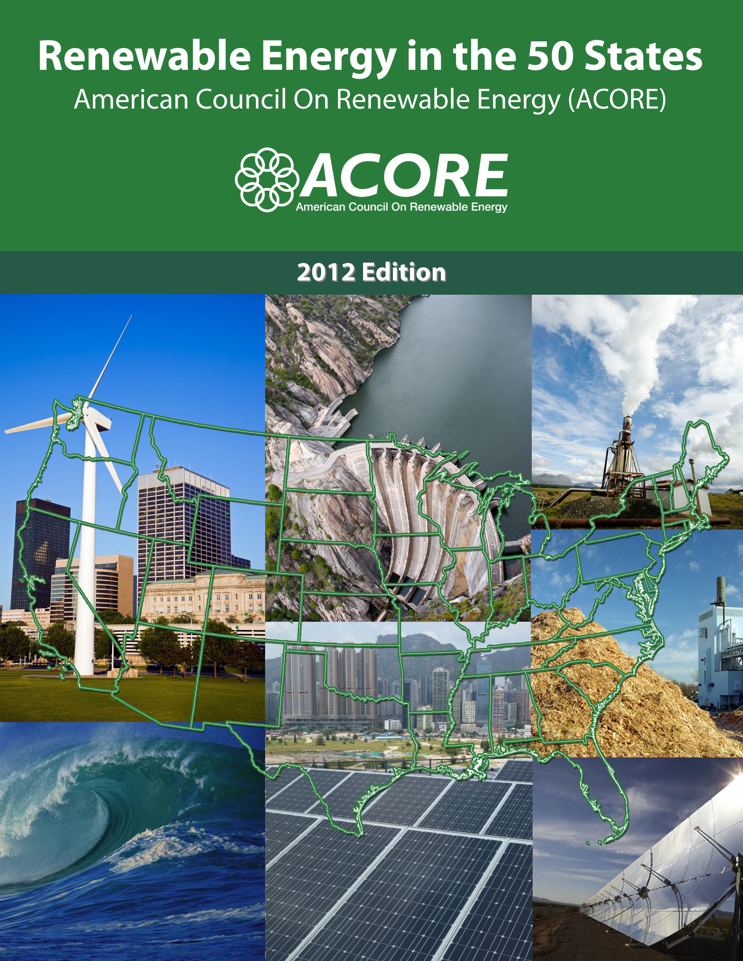 ACORE Report Cover