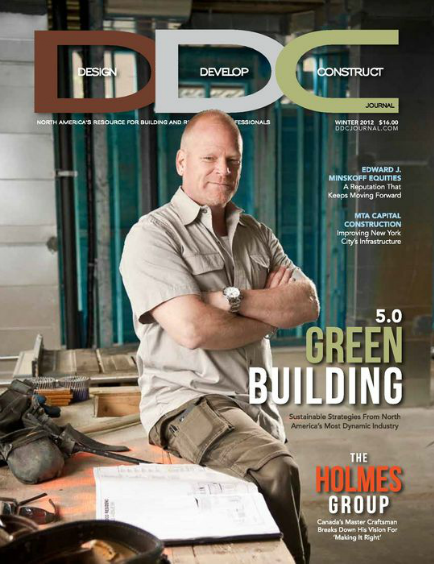 Design Develop Construct Journal Cover