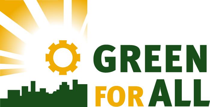 Green For All Logo