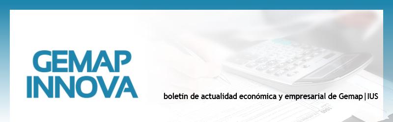Gemap Innova boletín de actualidad económica de Gemap | IUS