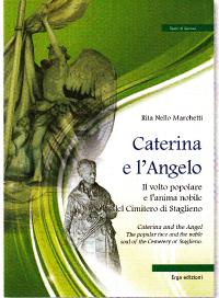 """Copertina del libro """"Caterina e l'Angelo"""""""