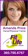 Fit 4 Life Personal Training - Amanda Price, Owner/Personal Trainer
