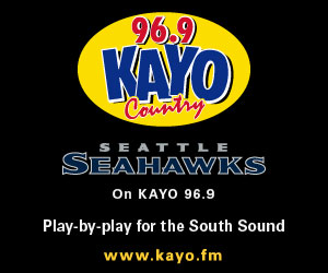96.9 KAYO Country - Seattle Seahawks - Play by play for the South Sound
