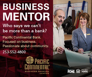 Pacific Continental Bank - Business Mentor
