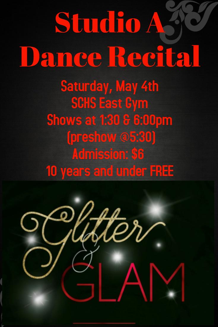Studio A Dance Recital @ SCHS East Gym