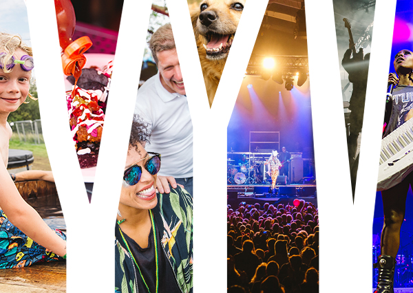 Standon Calling: Just Announced - Full Electronic Line Up! 7