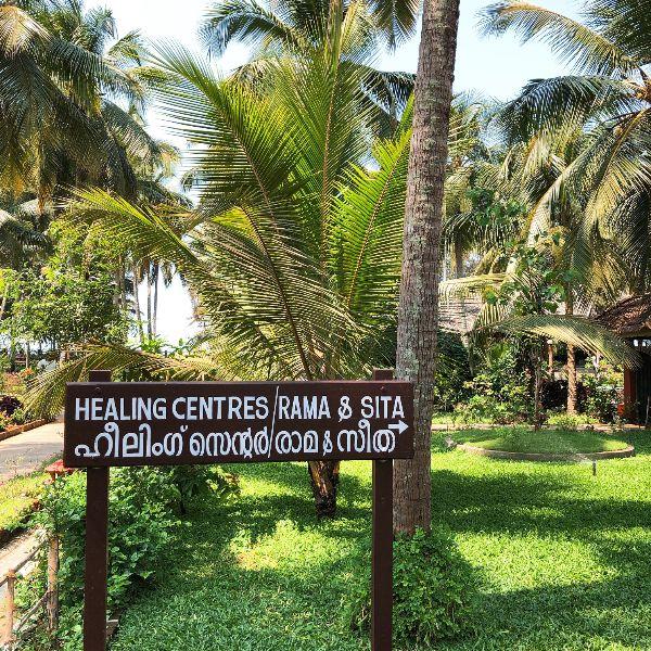 healing centre
