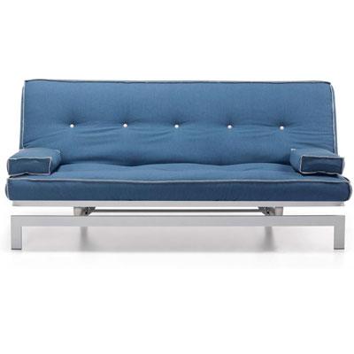 Bedbank Gio blauw Kavehome