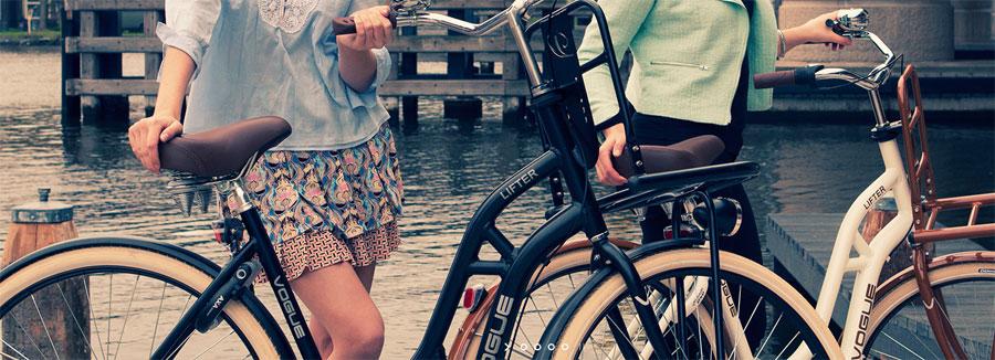 Naar alle fietsen