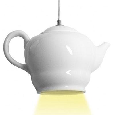 Hanglamp Koffiepot Invotis