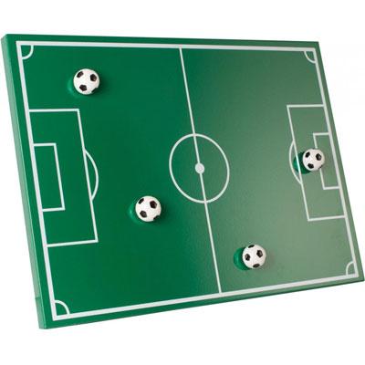 Memobord voetbalveld Invotis