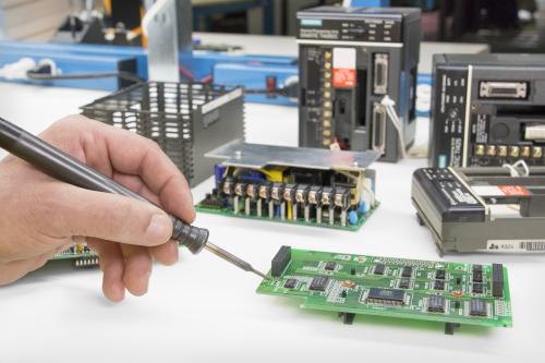 Siemens TI Repair