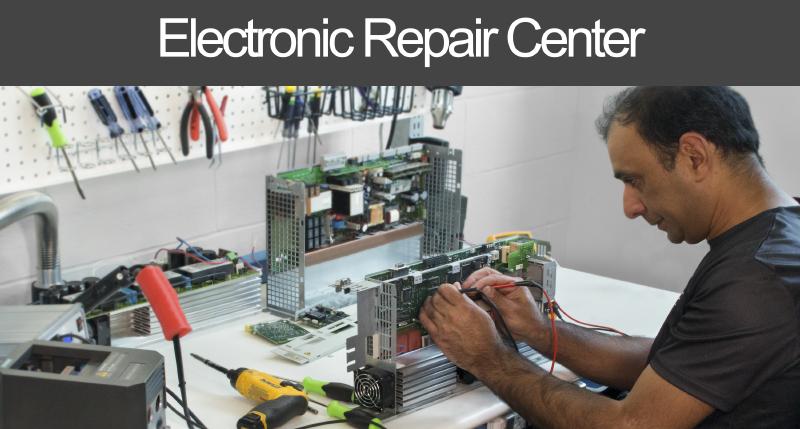 Electronic Repair Center