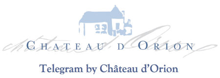 Telegram by Château d'Orion
