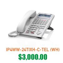 IP4WW-24TIXH-C-TEL WH $3,000
