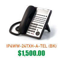 IP4WW-24TXH-A-TEL (BK)