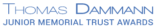 Thomas Dammann Junior Memorial Trust Awards