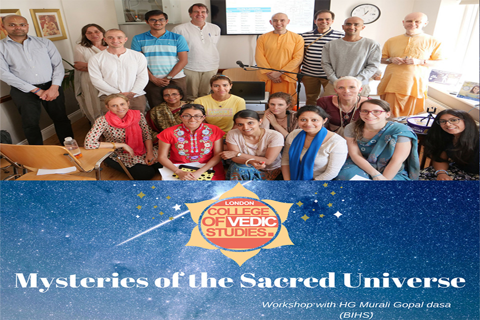 Mysteries of the Sacred Universe