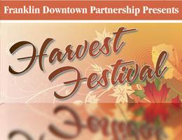 Franklin Downtown Partnership  Harvest Festival
