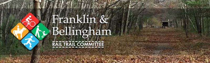 Franklin & Bellingham Rail Trail Monthly Meeting - Tuesday, June 12