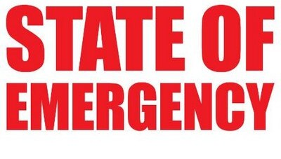 Logo: State of Emergency