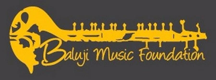 Logo: Baluji Music Foundation